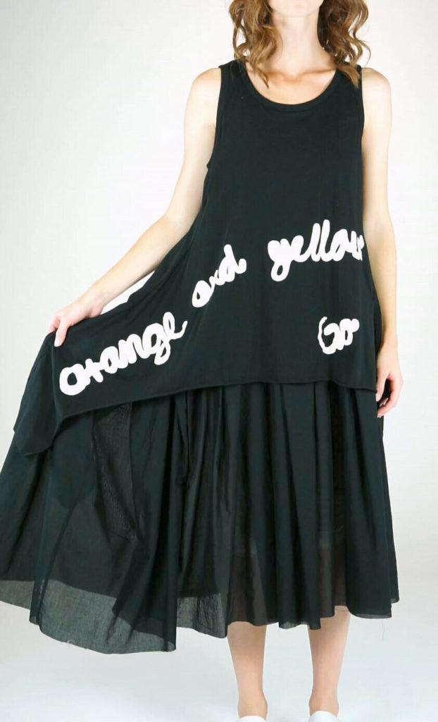 Rundholz Sommer 2021 Kleid